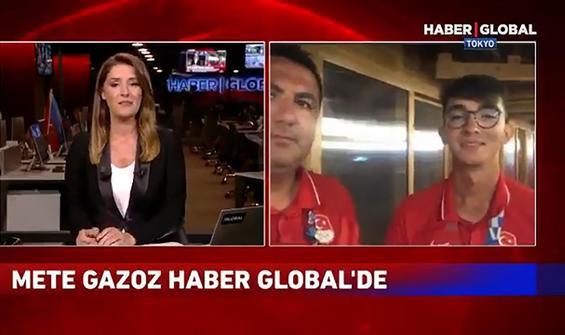 Mete Gazoz: Bu daha başlangıç