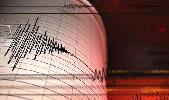 Datça açıklarında 4,5 büyüklüğünde deprem