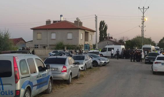 Konya'daki katliamla ilgili flaş gelişme