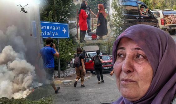 Antalya'nın Gündoğmuş ilçesi için tahliye kararı