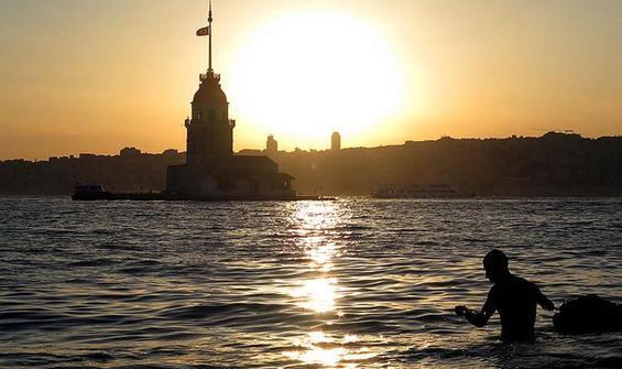 İstanbul 39 derece! En yüksek o ilçede...