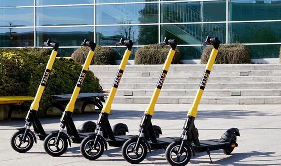 Scooter şirketi Palm satıldı