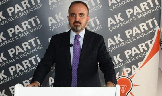 AK Partili Turan'dan orman yangınlarıyla ilgili açıklama