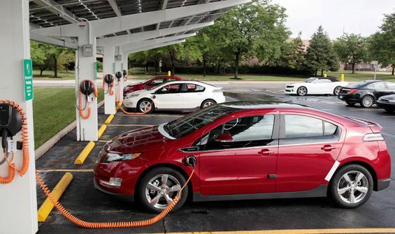 ABD'de elektrikli arabada hedef yüzde 50