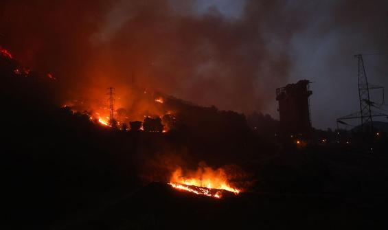 Kemerköy Termik Santrali'nde son durum