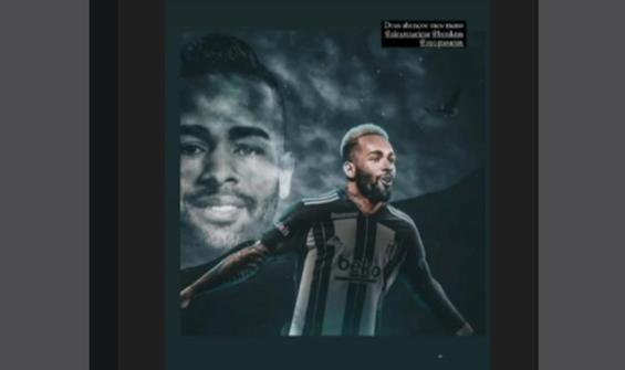 Teixeira'dan Beşiktaş paylaşımı