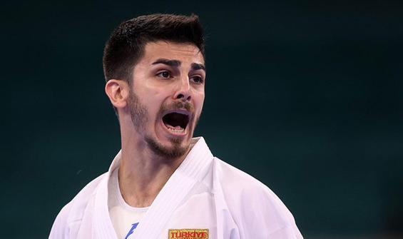 Eray Şamdan gümüş madalya kazandı!
