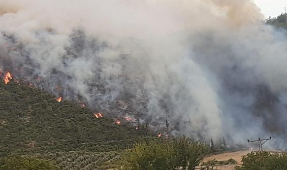FKB'den yangından etkilenenlere kolaylık