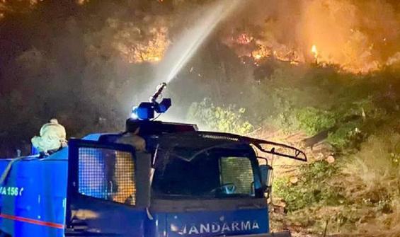 Jandarma Genel Komutanlığı'ndan yangın açıklaması