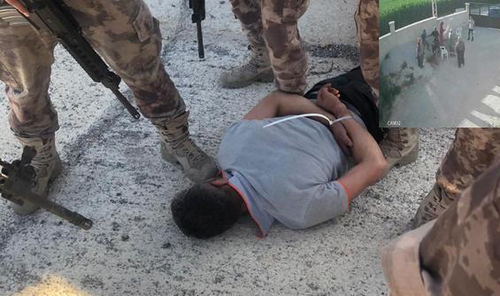 Konya'da aynı aileden 7 kişiyi öldüren Altun böyle saklanmış