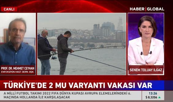 Mehmet Ceyhan mu varyantıyla ilgili endişeli mi?