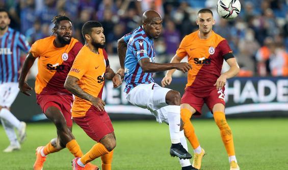 Trabzon'da gol çok, kazanan yok