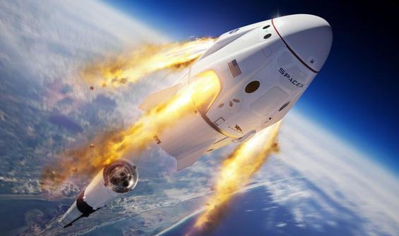 SpaceX'ten bir ilk daha! Dünyanın çevresinde 3 gün