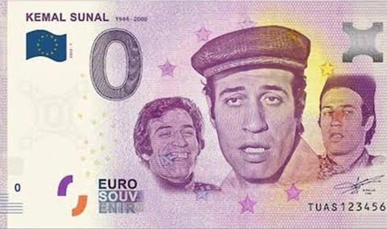 Kemal Sunal hatıra 'Euro'larında yeni karar!