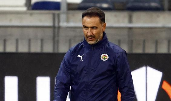 Vitor Pereira'dan Frankfurt maçı öncesi 'hırs' vurgusu