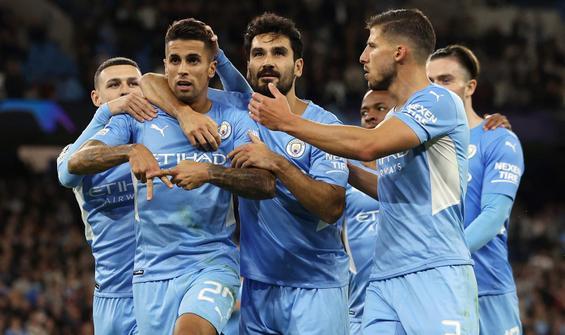 Gol düellosunun galibi Manchester City!