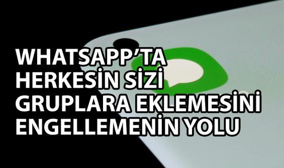 WhatsApp'taki en büyük derdinize son!