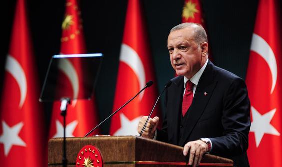 Erdoğan: İlk ünite 2023'te bitecek