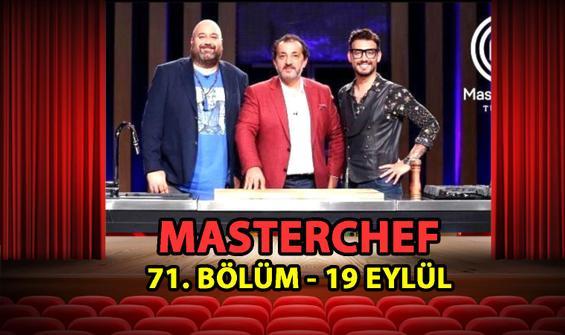 MasterChef Türkiye 71. Bölüm İzle - 19 Eylül 2021 Pazar