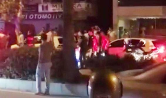 Polise ateş açtılar: 3'ü polis 4 yaralı