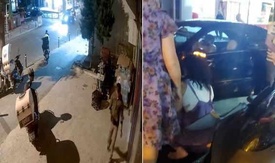 Korkutan kaza! Sosyal medya fenomeni motosikletten fırlayıp…