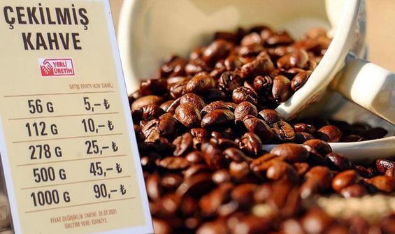 Kahveye yüzde 100'e yakın zam