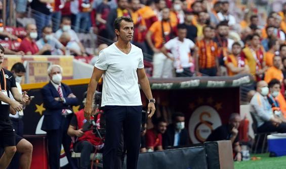 Bülent Korkmaz, Galatasaray galibiyetini değerlendirdi