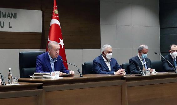 Cumhurbaşkanı Erdoğan'dan Zengezur Koridoru açıklaması