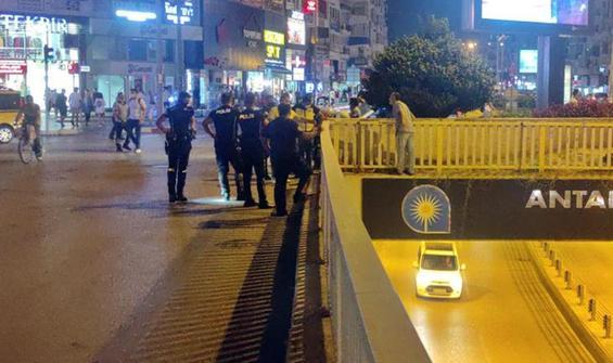 İntihara teşebbüs eden adamın nezaketi polisi bile şaşırttı