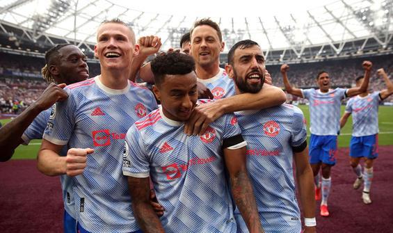 Manchester United 3 puana son nefeste ulaştı