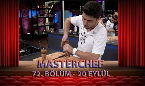 MasterChef Türkiye 72. Bölüm İzle - 20 Eylül 2021 Pazartesi