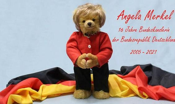 Almanya bu oyuncağı konuşuyor! Merkel için üretildi