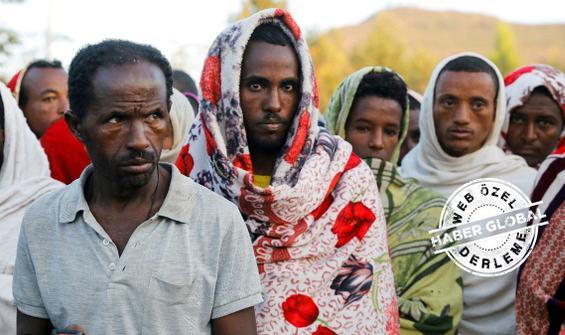 Böyle açlık görülmedi: 400 bin insan günde belki tek öğün