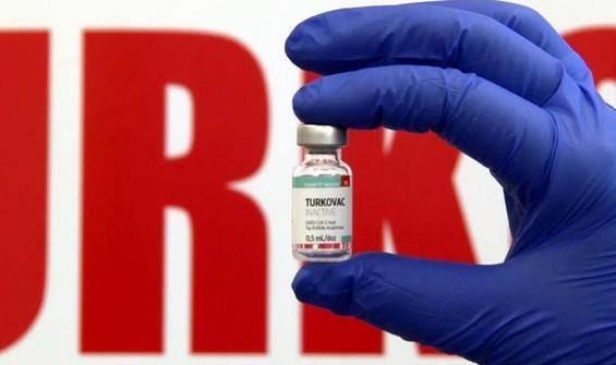 Yerli aşı TURKOVAC'tan güzel haber geldi