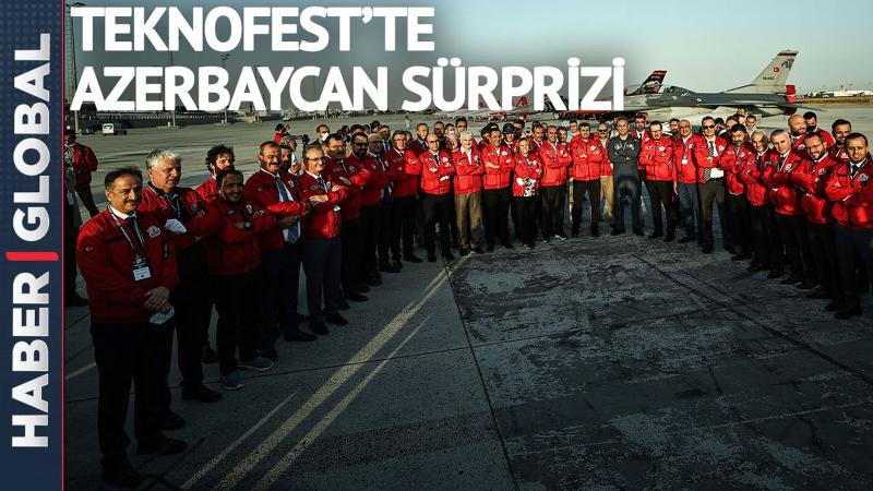 Selçuk Bayraktar Açıkladı! TEKNOFEST'te Azerbaycan Sürprizi