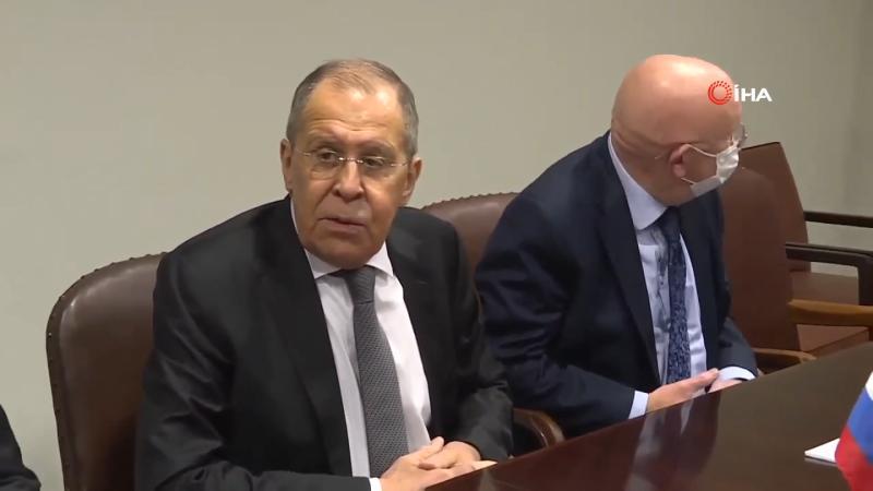 Lavrov'dan NATO açıklaması: Şansınızı zorlamayın, Rusya NATO'ya katılmayacak