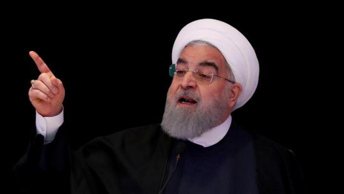 Ruhani: İran'la savaş tüm savaşların anasıdır