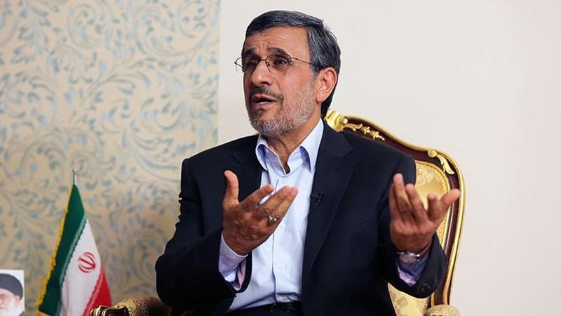 Ahmedinejad'dan göstericilere destek