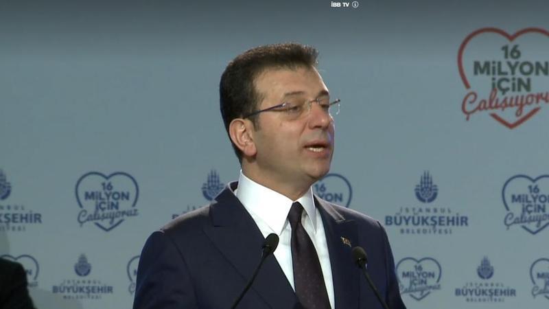 Ekrem İmamoğlu'dan flaş açıklamalar!