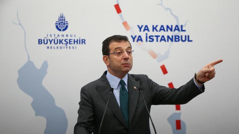 İmamoğlu Kanal İstanbul'a neden karşı çıktığını açıkladı