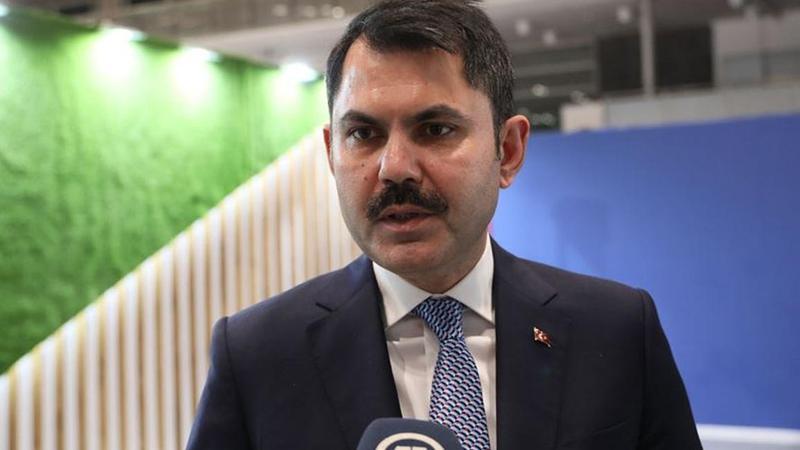 Bakan Kurum'dan flaş Kanal İstanbul açıklaması