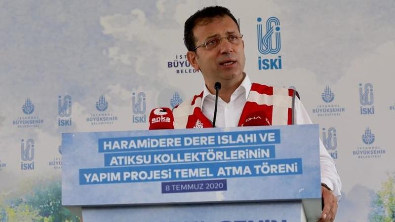 İmamoğlu'dan Kanal İstanbul açıklaması