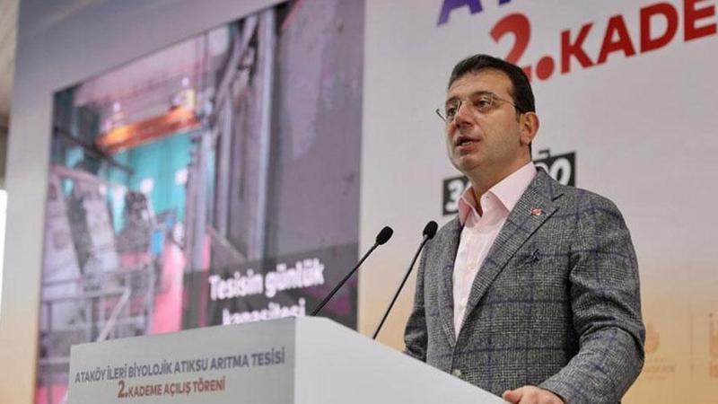 Ekrem İmamoğlu'na 'Kanal İstanbul' soruşturması