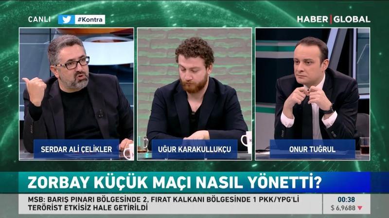 Alanyaspor-Galatasaray Zorbay Küçük'e neden görev verildi?