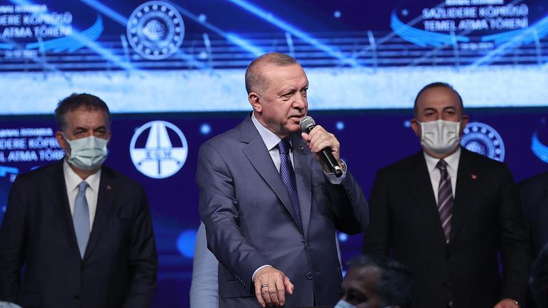 Erdoğan'dan Kanal İstanbul cevabı!