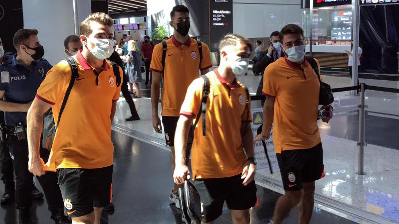 İşte Galatasaray'ın PSV maçı kadrosu