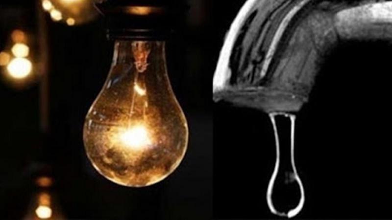 Elektrik ve su kesintilerinde sabotaj iddialarına açıklama