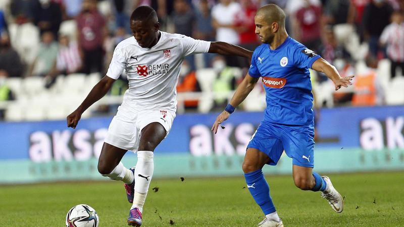 Sivaspor play-off turuna yükseldi