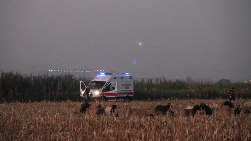 Çobanlar arasında silahlı kavga: 1 ölü 1 yaralı