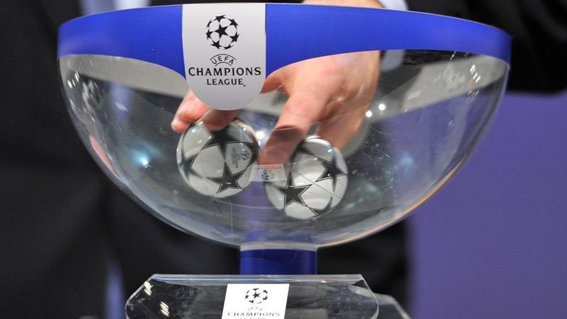 Şampiyonlar Ligi'nde grup kuraları çekildi